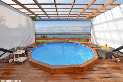 Private pool - Ahava Ve-Romantica
