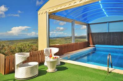 Private pool - HaShemesh HaKsoma