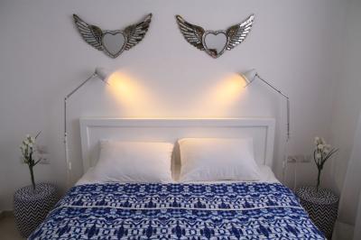 חדר השינה בבית על ההר