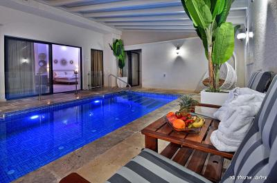 Private pool - Hilat Hashahar