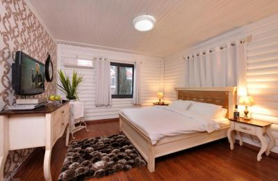 חדר השינה המעוצב מודרני
