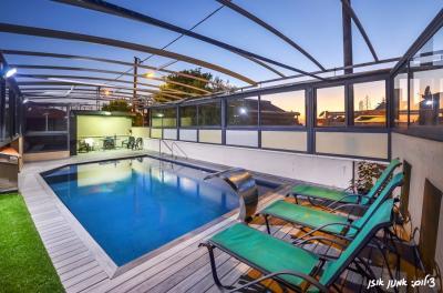 Autour de la piscine - El Mol Hazriha