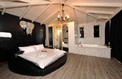 חדר שינה פרטי ואינטימי