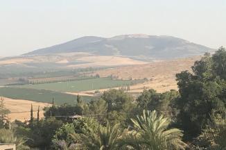 צימרים בצפון - נוף לעמק
