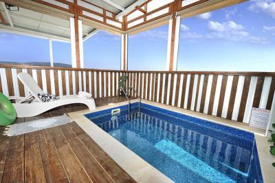 Pool area - Be'Derech Yafa