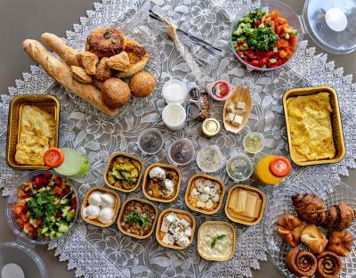 ארוחת בוקר מפנקת ומזינה