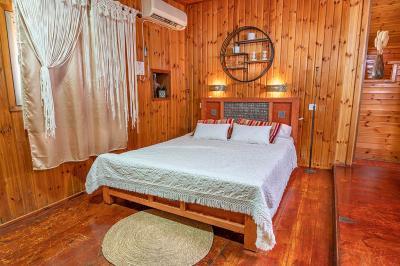 מיטה זוגית נעימה בצימר הממוזג